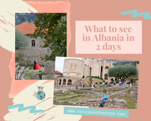 What to see in Albania in 2 days