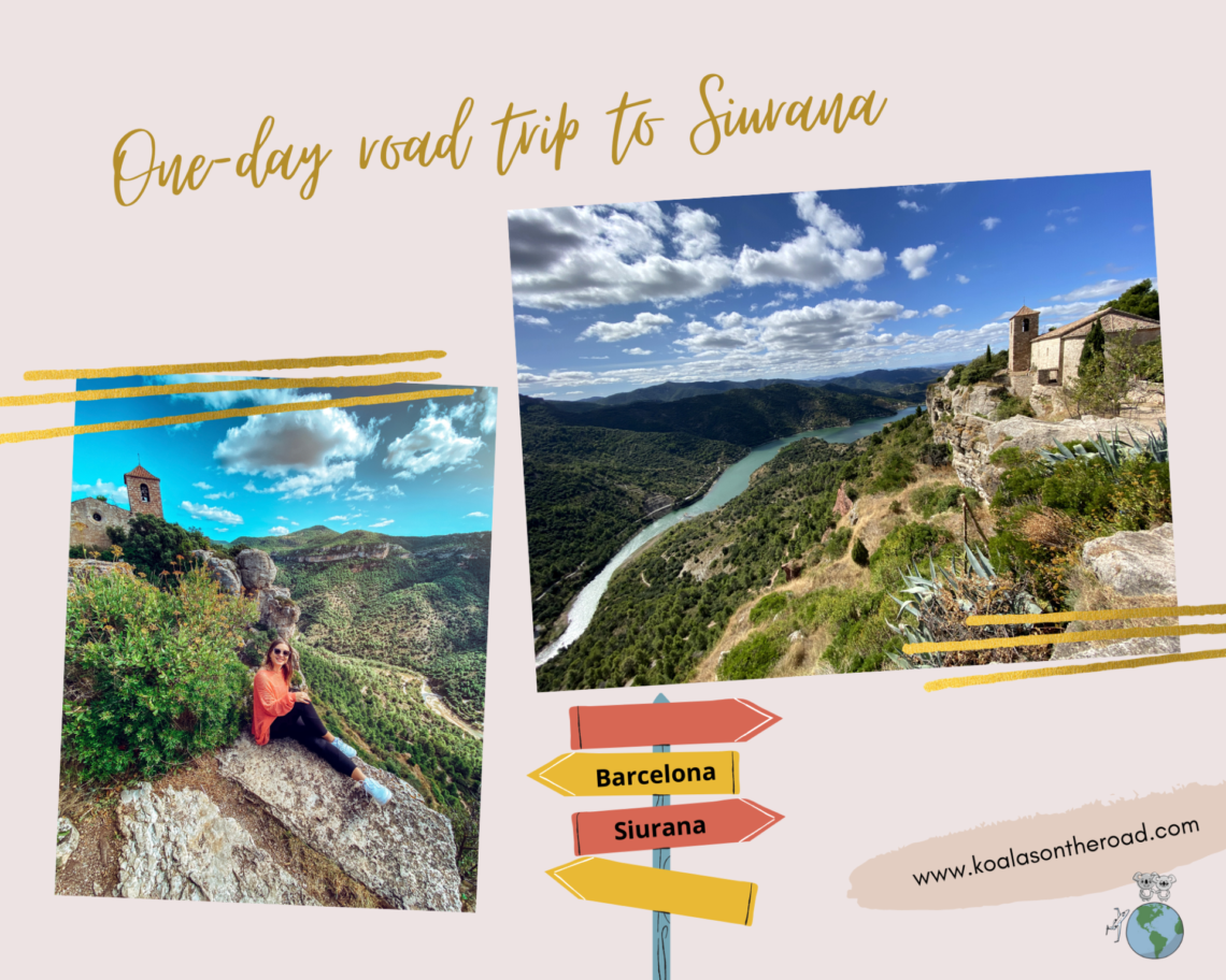 One-day road trip to Siurana