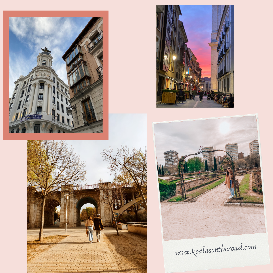 What to do in Valladolid in 1 day - koalasontheroad